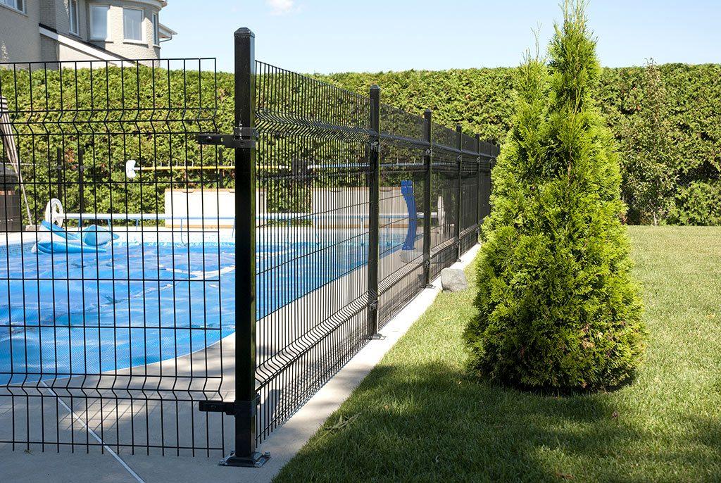 Cloture Metallique clôture métallique : le choix de la solidité | clôtures des hauteurs