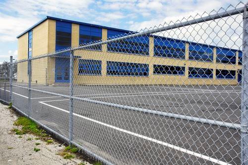 Achat de matériel pour clôture